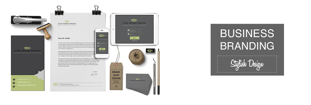 Nottingham And Derby Web Design and Development Business Branding